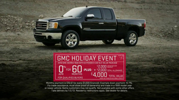 2013 GMC Sierra 1500 TV Spot, 'Refuse To Compromise' Song by Locksley - Thumbnail 5