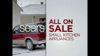 Sears Gift Sale TV Spot, 'Small Appliances'