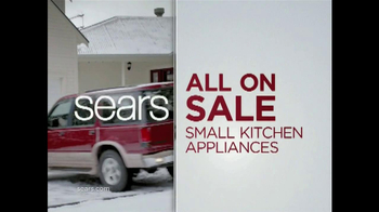 Sears Gift Sale TV Spot, 'Small Appliances'