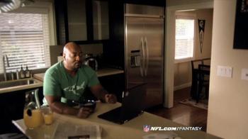 NFL Fantasy Football TV Spot, 'Not Over' Song by Daniel Powter - Thumbnail 1