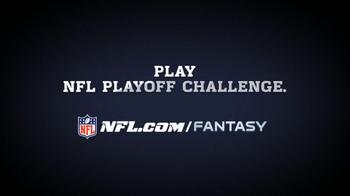 NFL Fantasy Football TV Spot, 'Not Over' Song by Daniel Powter - Thumbnail 10