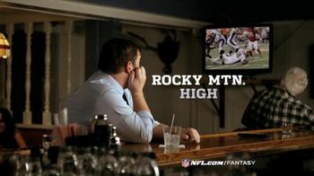 NFL Fantasy Football TV Spot, 'Not Over' Song by Daniel Powter - Thumbnail 3
