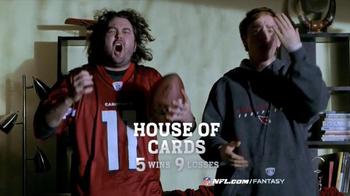 NFL Fantasy Football TV Spot, 'Not Over' Song by Daniel Powter - Thumbnail 6