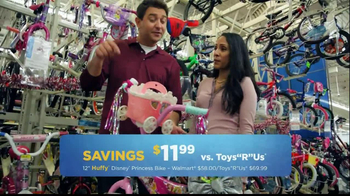 Walmart TV Spot, 'Ashley's Christmas List'