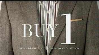 JoS. A. Bank TV Spot, 'Buy One, Get 7 Free: Sportcoat'  - Thumbnail 1