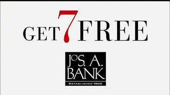 JoS. A. Bank TV Spot, 'Buy One, Get 7 Free: Sportcoat'  - Thumbnail 2