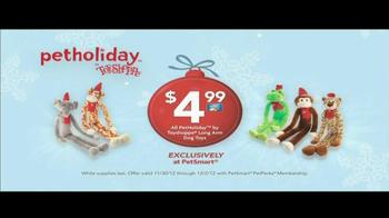 PetSmart Winter Wonderland Sale TV Spot, 'PetHoliday'  - Thumbnail 10