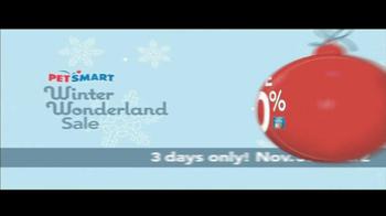 PetSmart Winter Wonderland Sale TV Spot, 'PetHoliday'  - Thumbnail 5