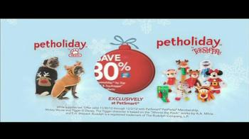 PetSmart Winter Wonderland Sale TV Spot, 'PetHoliday'  - Thumbnail 7