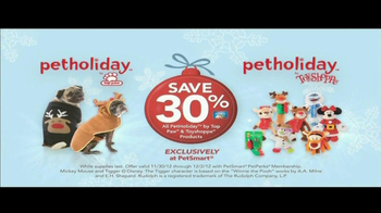 PetSmart Winter Wonderland Sale TV Spot, 'PetHoliday'  - Thumbnail 8