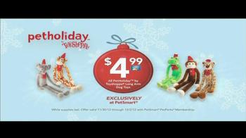 PetSmart Winter Wonderland Sale TV Spot, 'PetHoliday'  - Thumbnail 9