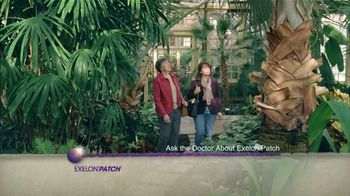Exelon Patch TV Spot, 'Greenhouse'