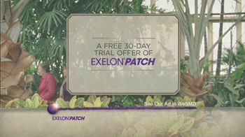 Exelon Patch TV Spot, 'Greenhouse' - Thumbnail 9