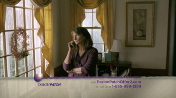 Exelon Patch TV Spot, 'Greenhouse' - Thumbnail 1