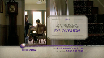 Exelon Patch TV Spot, 'Greenhouse'