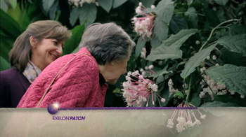 Exelon Patch TV Spot, 'Greenhouse' - Thumbnail 4
