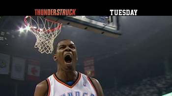 Thunderstruck Blu-Ray and DVD TV Spot  - Thumbnail 1