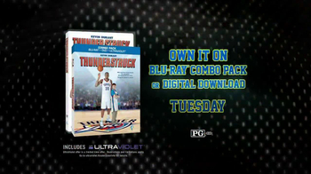 Thunderstruck Blu-Ray and DVD TV Spot  - 205 commercial airings