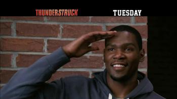 Thunderstruck Blu-Ray and DVD TV Spot  - Thumbnail 8