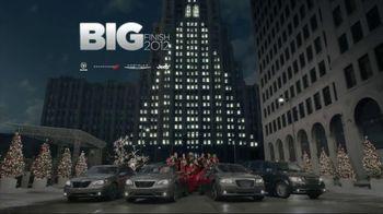 Chrysler Big Finish Event TV Spot, 'Big Savings' Song Larry Callahan