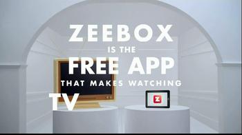 Zeebox TV Spot, 'Woah' - Thumbnail 1