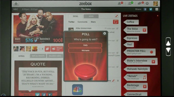 Zeebox TV Spot, 'Woah' - Thumbnail 6