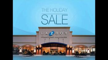 La-Z-Boy Holiday Sale TV Spot - Thumbnail 1