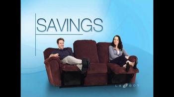 La-Z-Boy Holiday Sale TV Spot - Thumbnail 4