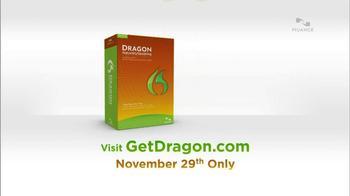 Nuance Dragon TV Spot, 'Amazing Deal' - Thumbnail 2