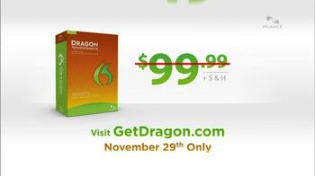 Nuance Dragon TV Spot, 'Amazing Deal' - Thumbnail 3