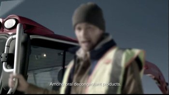 Claritin D TV Spot, 'Snow Plow' - Thumbnail 3