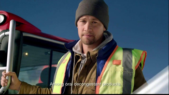 Claritin D TV Spot, 'Snow Plow'