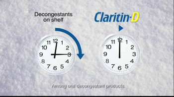 Claritin D TV Spot, 'Snow Plow' - Thumbnail 6