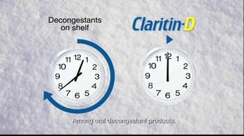 Claritin D TV Spot, 'Snow Plow' - Thumbnail 7