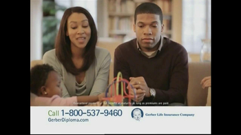 The Gerber Life College Plan TV Spot, 'Group Talk' - Thumbnail 4
