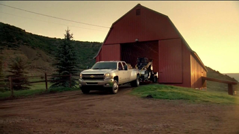Chevrolet Silverado HD TV Spot, 'Child Care' - Thumbnail 2