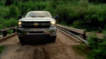 Chevrolet Silverado HD TV Spot, 'Child Care' - Thumbnail 4