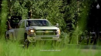 Chevrolet Silverado HD TV Spot, 'Child Care' - Thumbnail 5