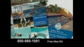 The Endless Pool TV Spot, 'Swim at Home' - Thumbnail 10