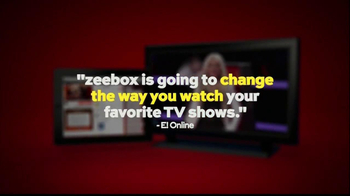 Zeebox TV Spot, 'Critics'