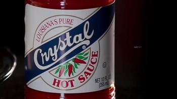 Crystal Hot Sauce TV Spot  - Thumbnail 10