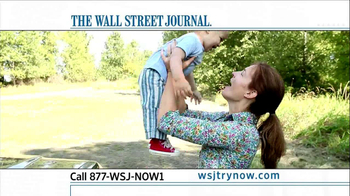 The Wall Street Journal TV Spot, 'The Blink of an Eye' - Thumbnail 10