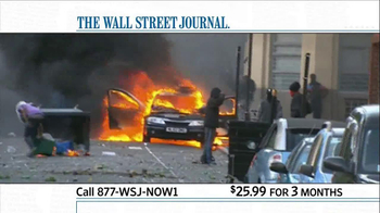 The Wall Street Journal TV Spot, 'The Blink of an Eye' - Thumbnail 4