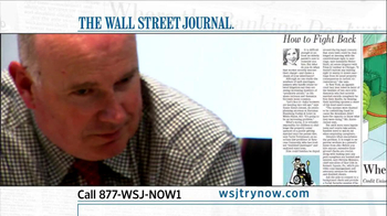 The Wall Street Journal TV Spot, 'The Blink of an Eye' - Thumbnail 6