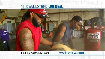 The Wall Street Journal TV Spot, 'The Blink of an Eye' - Thumbnail 7