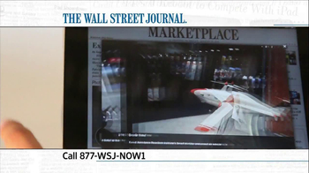 The Wall Street Journal TV Spot, 'The Blink of an Eye' - Thumbnail 8