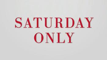JoS. A. Bank Saturday Event TV Spot, 'Suits, Dress Shirts, Ties' - Thumbnail 5