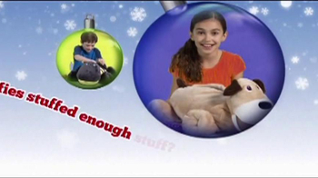 Stuffies Holiday Savings Event TV Spot, 'Tongue Twisters' - Thumbnail 2