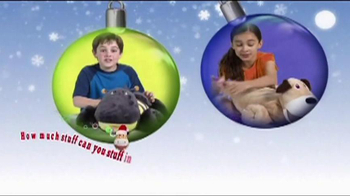 Stuffies Holiday Savings Event TV Spot, 'Tongue Twisters' - Thumbnail 3