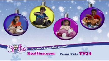 Stuffies Holiday Savings Event TV Spot, 'Tongue Twisters' - Thumbnail 4